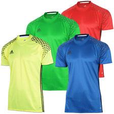 adidas Herren Shirt adizero Trikot Torwart Goalkeeper Jersey Player Fußball NEU