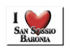 CALAMITA CAMPANIA FRIDGE MAGNET MAGNETE SOUVENIR LOVE SAN SOSSIO BARONIA (AV)--
