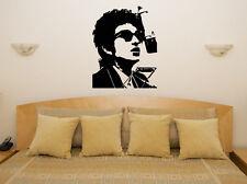 Bob Dylon Music artista cantante canzone Wall Art decalcomania Sticker foto decorare