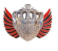 Cintura Fibbia/buckle Modello Diamand Crown