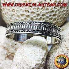 bracelet en argent 925 ‰ fait à la main Ethnique