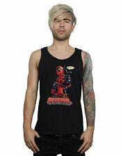 Marvel Hombre Deadpool Hey You Camiseta Sin Mangas