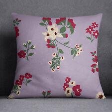 Housse de coussin S4Sassy Floral oreiller décoratif impression jet affaire