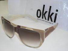 OCCHIALI DA SOLE SUNGLASSES DESIGN  OKKI  Beauty Parade OCCHIALE VINTAGE NEW