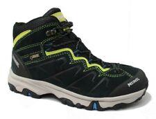 Meindl Children Hiking Shoes Trekking Shoes Minnesota JR. GTX lemon / grey