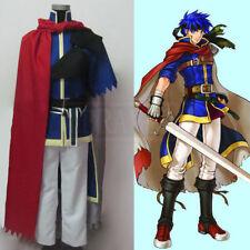 Hot! Fire Emblem:Path Of Radiance Ike Cosplay Costume JJ.12
