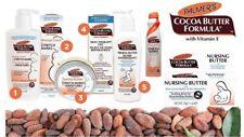 Palmer's Manteca de Cacao Fórmula estrías Loción-Crema-Productos De Cuidado De La Piel!!!