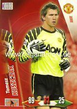 Adrenalyn XL Man. United - Tomasz Kuszczak - Away