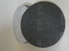 Schleifgitter, Gitterschleifscheiben D225 mit Klett 10 Stück