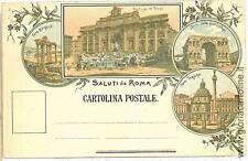 CARTOLINA d'Epoca: ROMA Citta': PRIVATIVA - BELLA!