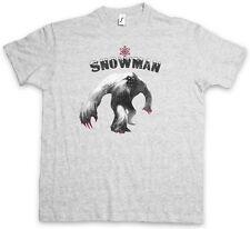YETI II T-SHIRT Monster Bigfoot Creature Sasquatch Nepal Snowman Ape Affe
