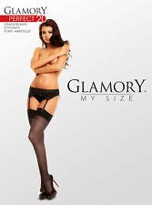 Strapsstrümpfe Glamory Perfect 20den Straps Strümpfe Strumpf Mieder Damen Nylons