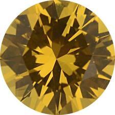 Natural Extra Fine Deep Yellow Sapphire - Round - Sri Lanka - AAA+ Grade