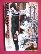 DEATH NOTE-  N°11- ORIGINALE-1°EDIZIONE- DI:TSUGUMI OHBA- MANGA PANINI COMICS