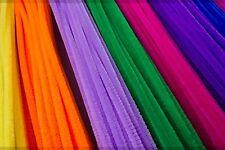 Pfeifenreiniger Chenilledraht Biegeplüsch Basteln Material, Farbe nach Wahl
