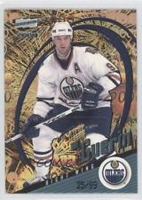 1999 Pacific Revolution Shadow Series 58 Bill Guerin Edmonton Oilers Hockey Card