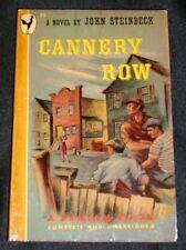 John Steinbeck CANNERY ROW 1947 Bantam PB 75