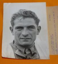 RARE PHOTO PRESSE CYCLISME 1948 TOUR DE FRANCE ROBERT MIGNAT EQUIPE DE PARIS