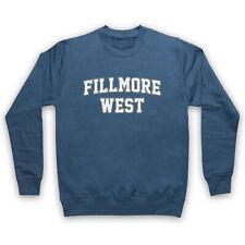 FILLMORE WEST LEGENDARY VENUE SAN FRANCISCO UNOFFICIAL ADULTS & KIDS SWEATSHIRT