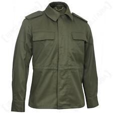Para Hombre 100% Originales Campo Militar Combate Del Ejército chaqueta Bdu Abrigo Vintage excedente
