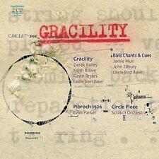 NEW Gracility Music (Audio CD)