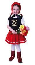 Rotkäppchen Kostüm Rock Weste Haube Kinder Karneval Märchen untersch. Größen