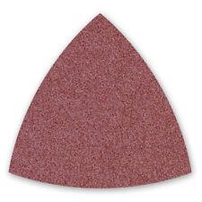 50 Abrasivi MENZER per LEVIGATRICE TRIANGOLARE – 82 mm – G40–240