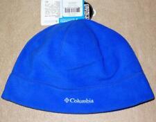 Columbia Thermarator Omni-Heat Hat, Blue - Unisex Fleece Beanie - $20 NWT!