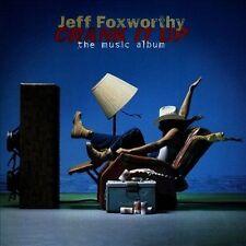 FREE US SHIP. on ANY 3+ CDs! ~LikeNew CD Jeff Foxworthy: Crank It Up: Music Albu