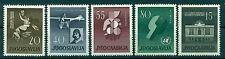 Iugoslavia - Yugoslavia 1960 - Mi.930/34 - Serbian Popular Theater