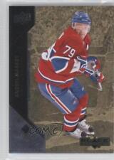 2011-12 Upper Deck Black Diamond Gold #95 Andrei Markov Montreal Canadiens Card