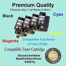 Any 1x Toner Compatible for  Fuji Xerox CP105 CP105B CP205 CP205W CM215FW CP215W