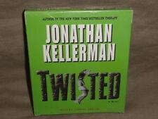 Twisted - by Jonathan Kellerman - Audiobook 5 CDs