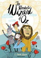 The Wonderful Wizard of Oz (Alma Children's Classics) by L. Frank Baum Book The