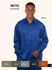Men's 2-piece Casual Set, Shirt & Pants Sets(walking suit)  5 Colors, All Sizes