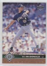 1997 Upper Deck #99 Ben McDonald Milwaukee Brewers Baseball Card
