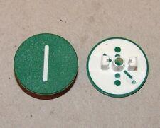 Moeller RMQ22 Einlegeschild für Drucktaster Grün I  NEU