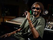 Snoop Doggy Dogg Smoking Gangsta Rap Music Huge Giant Wall Print POSTER