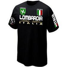 LOMBARDIA ITALIA T-SHIRT - ITALY - Silkscreen