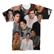 Ian Somerhalder Photo Collage T-Shirt