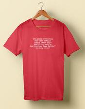 Tom Petty t tee shirt quote Heartbreakers Free Fallin' Classic Rock record