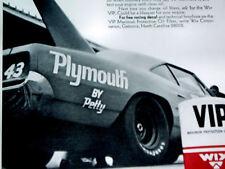 1970 PLYMOUTH ROAD RUNNER/SUPERBIRD/RICHARD PETTY/NASCAR/426 RACE HEMI V8 ENGINE