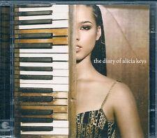 CD ALBUM 15 TITRES + DVD--ALICIA KEYS--THE DIARY OF ALICIA KEYS--2003