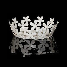 Iron Fruit Bowl Plate   ---------White  Iof-50