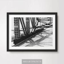 Industrial Interior design art print poster Urban Decor Wall Picture Scaffolding
