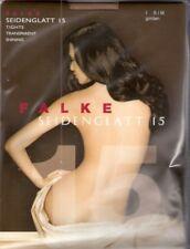 Falke - SEIDENGLATT 15 - Strumpfhose Gr. I - VI schwarz, puder, golden, sun