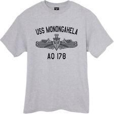 US USN Navy USS Monongahela AO-178 T-Shirt
