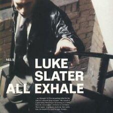 LUKE SLATER All Exhale 4 RARE MIXES UK CD Single SEALED