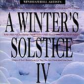 A Winter's Solstice IV Steve Erquiaga, Oystein Sevag, P MUSIC CD
