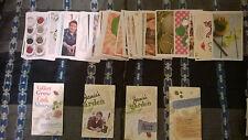 Woolworths Jamie Oliver Garden Stickers .  Jamie's Garden. *Combined Shipping*